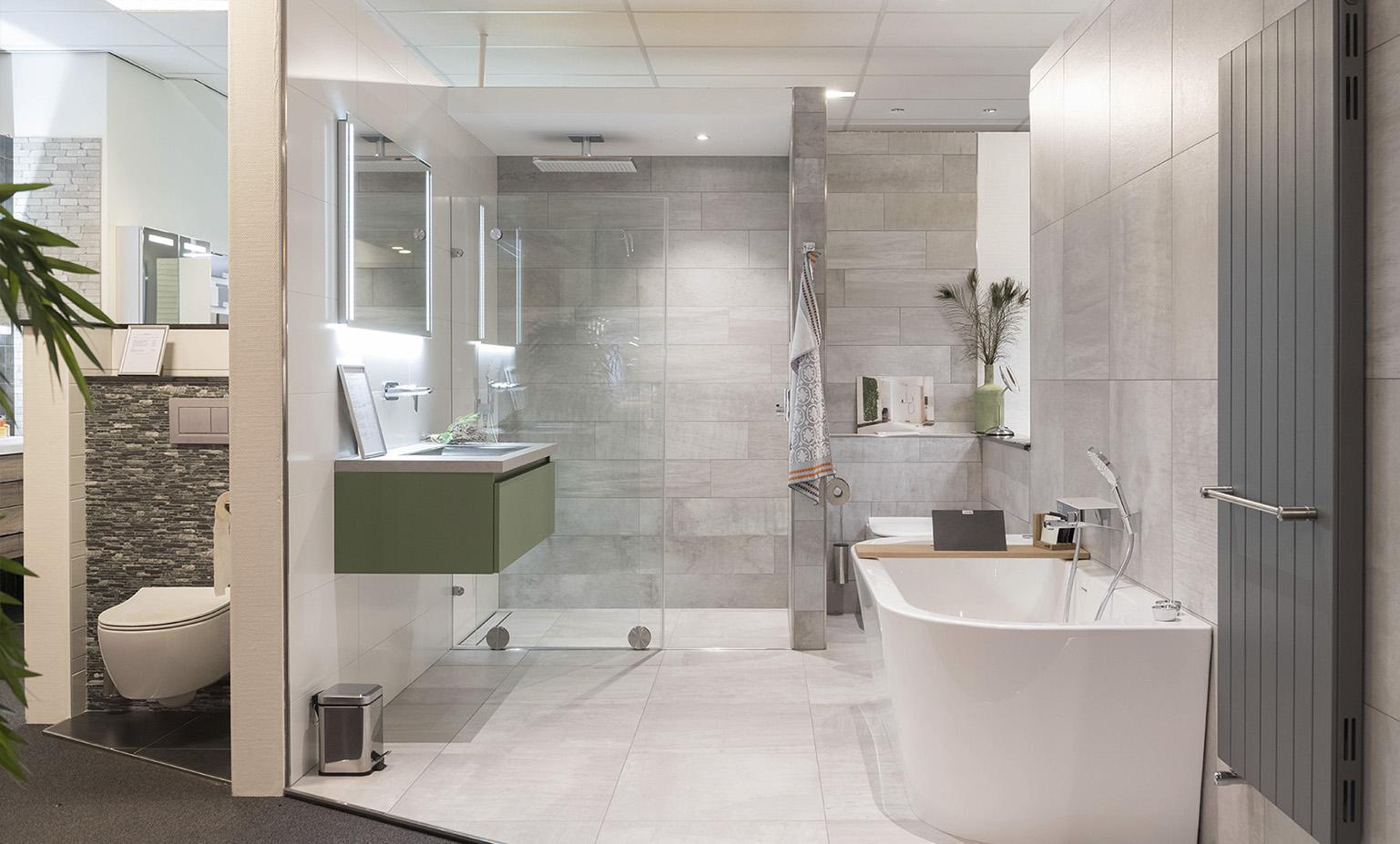 Badkamer Showroom Amersfoort : Keukens tegels en sanitair bij van de pol in kootwijkerbroek van